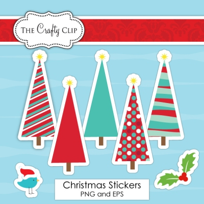 Christmas-Stickers-Preview