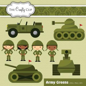 Army Clip Art